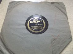 Dick Todd Three Reasons Penny Serenade 78 RPM Bluebird Record Little Lad  #EasyListening