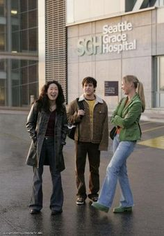 Shared by Flahpinheiro. Find images and videos about grey's anatomy, cristina yang and sandra oh on We Heart It - the app to get lost in what you love. Greys Anatomy George, Anatomy Grey, Greys Anatomy Frases, Greys Anatomy Cast, Grey Anatomy Quotes, Lexie Grey, Cristina Yang, Derek Shepherd, Izzie Stevens