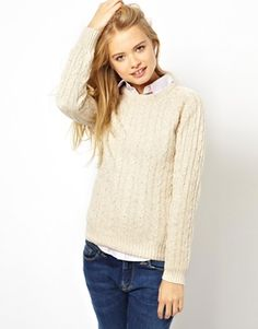Jack Wills | Cable Knit Jumper