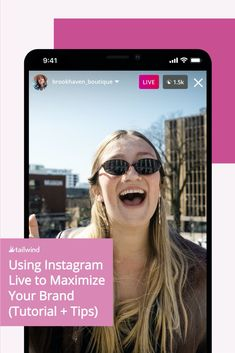 Instagram Live is a great way to maximize visibility and organic engagement. Learn how to go Live in easy-to-follow steps and get inspired with ideas!