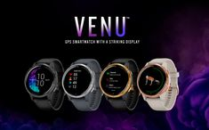 Garmin Venu with AMOLED display launched in India: The Venu and Vivoactive 4 are the latest from the house of Garmin's own… Latest Smartwatch, Smartwatch News, Calendar Reminder, Display Technologies, Fitness Tracker, Smart Watch, All In One, Product Launch, Watches