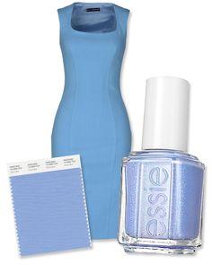 Shop Pantones Top 10 Spring 2014 Colors - Placid Blue