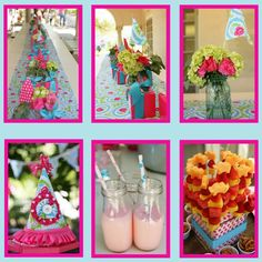 {Whimsical Feature} Lilly Pulitzer Party
