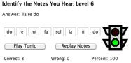 Musical Mind- aural skills exercises for solfege ear training, notation training, and melodic training! LOVE THIS!