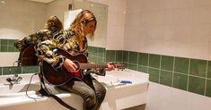 Bathroom Mirrors, Guitar, Image, Mirror Bathroom, Guitars