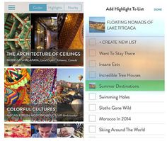 AFAR Travel Guide App