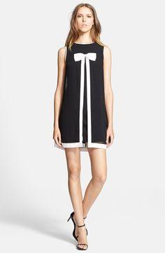 Ted Baker London Bow Detail Swing Dress