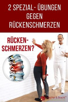 2 Spezial-Übungen für deinen gesunden Rücken Do you want to finally feel what a healthy back feels like? Without tension, without blockages, without pain? Then the two special exercises are exactly what you need now. back pain # exercises # Yoga Fitness, Health And Fitness Tips, Health Diet, Health And Wellness, Training Fitness, Fitness Exercises, Insanity Workout, Best Cardio Workout, Fitness Inspiration