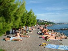 barcola Trieste, Venice, Dolores Park, Colorado, Travel, Geography, Pictures, Art, Italy