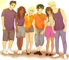 Heroes of Olympus>>>>NO. JUST NO. WHERES LEO, HUH? IS HE NOT GOOD ENOUGH FOR YOU?!?! The 7th wheel.....