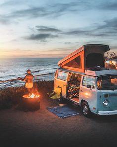 future adventure travel quotes wanderlust adventure nature quotes adventure us t… – capture Volkswagen Bus, Vw Camper, Kombi Motorhome, Campervan, Camping Car, Camping Life, Van Life, Wolkswagen Van, Kombi Hippie