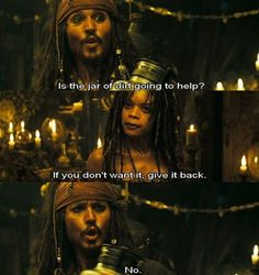Pirates of the Caribbean: Dead Man's Chest Quote