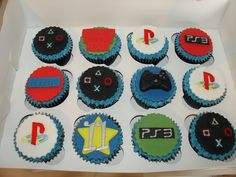 PS3 Cupcakes xMCx