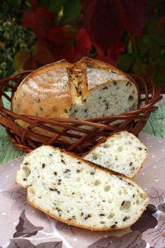 Pirított magkeverékes cipó recept Gluten Free, Bread, Food, Diets, Meal, Glutenfree, Essen, Hoods, Breads