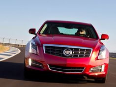 Preview: 2013 Cadillac ATS. Blossoming professionals need a way of showing others they're on the cusp of success. #cadillac