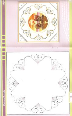 RB Embroidery Cards, Embroidery Patterns, Card Patterns, Stitch Patterns, Stitching On Paper, Art Carte, Sewing Cards, Card Sketches, Stitch Design