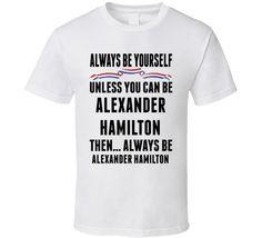 alexander hamilton shirt - Google Search