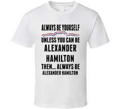 alexander hamilton shirt - Google Search