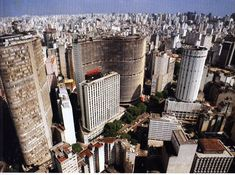 Sao Paulo, this is where I grew up, I think it is beautiful in its own way.