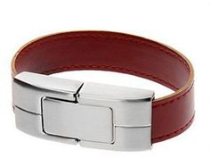 Leather Bracelet USB Flash Drive 32 GB