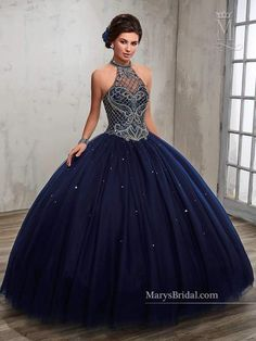 grand ball starry night long gown