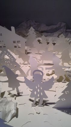 Origami de Noël... (2014)  #ILoveCanet