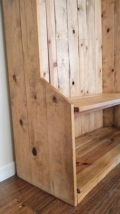Farmhouse Hall Trees, Rustic Hall Trees, Rustic Farmhouse, Farmhouse Style, Furniture Projects, Outdoor Furniture, Outdoor Decor, Barn Door Designs, Townhouse