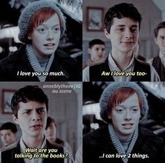 Pics Of Shawn Mendes, It Netflix, Gilbert And Anne, Gilbert Blythe, Anne With An E, Anne Shirley, Ladybug Comics, Kindred Spirits, Geek Humor