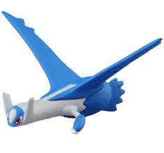 "NEW Takaratomy Sealed Official Pokemon X and Y Action 2"" Figure MC-060 Latios #Takaratomy"
