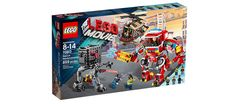 LEGO.com The LEGO® Movie Products - Products - 70813 Rescue Reinforcements