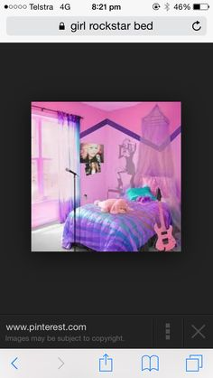 Easy pink walls