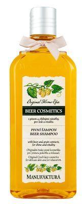 Shine & Vitality Beer Hair Shampoo with Grain Extracts