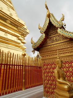 Wat Phra That Doi Suthep, Chiang Mai, Thailand. Been there.
