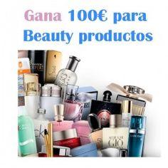 Gana 100€ para #Beauty productos ^_^ http://www.pintalabios.info/es/sorteos-de-moda/view/es/4774 #ESP #Sorteo #Cosmetica