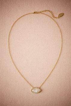 1d34b84bde9b Celestial Pendant Necklace from  BHLDN Joyero