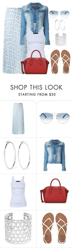 """Untitled #1403"" by gallant81 ❤ liked on Polyvore featuring Dondup, Roberto Cavalli, Jennifer Fisher, Philipp Plein, Tusnelda Bloch, Armani Jeans, Vélizance and Billabong"