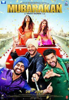 Mubarakan 2017 Full Movie [Hindi-DD5.1] 720p BluRay ESubs Download