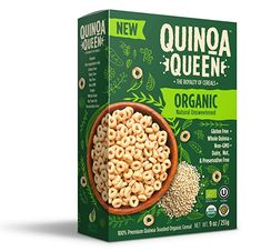 Made with one ingredient only, Ecuadorian premium quinoa. Healthy Diet Snacks, Healthy Crackers, Healthy Snacks For Kids, Vegan Snacks, Protein Snacks, Vegan Food, Gourmet Recipes, Whole Food Recipes, Dog Food Recipes