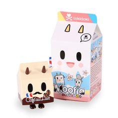 Moofia Mini Figures Series 2 - Single Blind Box