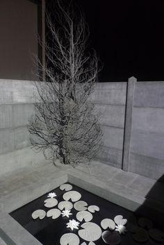 Hans Op de Beeck - Secret Garden, 2003 - Paris, for Galleria Continua at 104 Centquatre Pari