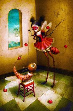 Nicoletta Ceccoli Art.
