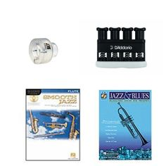 Items similar to Trumpet Music Academy Advancement pack -Trumpet Embouchure Tool; Adjustable Hand Exerciser + (Jazz & Blues Music Book Bundle) on Etsy Jazz Blues, Blues Music, Trumpet Accessories, Trumpet Music, Trumpet Players, Blue Books, Teaching Tools, Packing, Bag Packaging