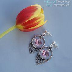 Helmipaikka Oy - Joka päivä on korupäivä - Helmipaikka. Alex And Ani Charms, Crochet Earrings, Drop Earrings, Bracelets, Jewelry, Bangles, Jewellery Making, Jewels, Jewlery
