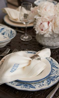 The warmth of earthenware and charm of old-world artistry create inviting dinnerware for everyday use.