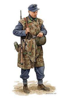 Late War Field Soldier