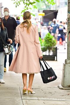 Terry De Havilland, Givenchy Top, Gossip Girl Reboot, Chanel Boots, City Outfits, And Just Like That, Carrie Bradshaw, Summer Trends, Who What Wear
