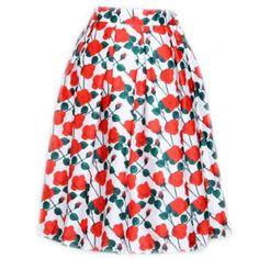Resultado de imagen para faldas tulipan