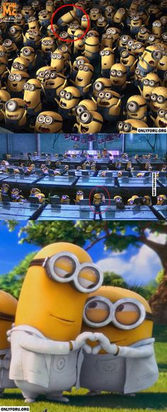 Despicable Me 2 | I'm gonna go back and watch this again to see these clips!