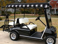 The Club Golf Cart Pedal Lock Security System | Golf, Products and ...
