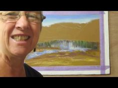 Pastel painting course. Blending and layering with Pastels - YouTube
